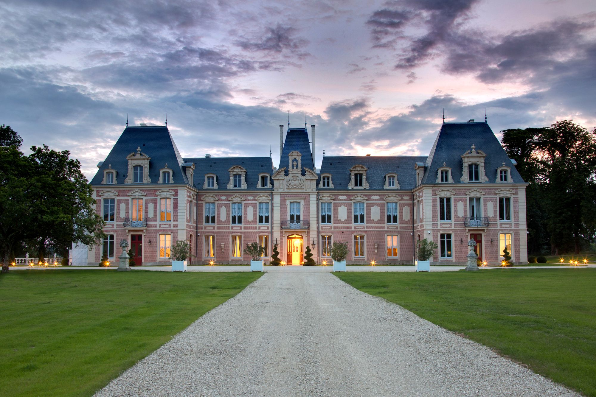 Hôtel Alexandra Palace ***** | Luxury Hotel France | OFFICIAL WEBSITE